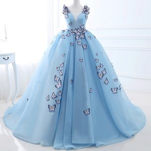Dresses & Skirts - 🦋Cinderella Dreamy Layered Puffy Tulle Gown, 2-16